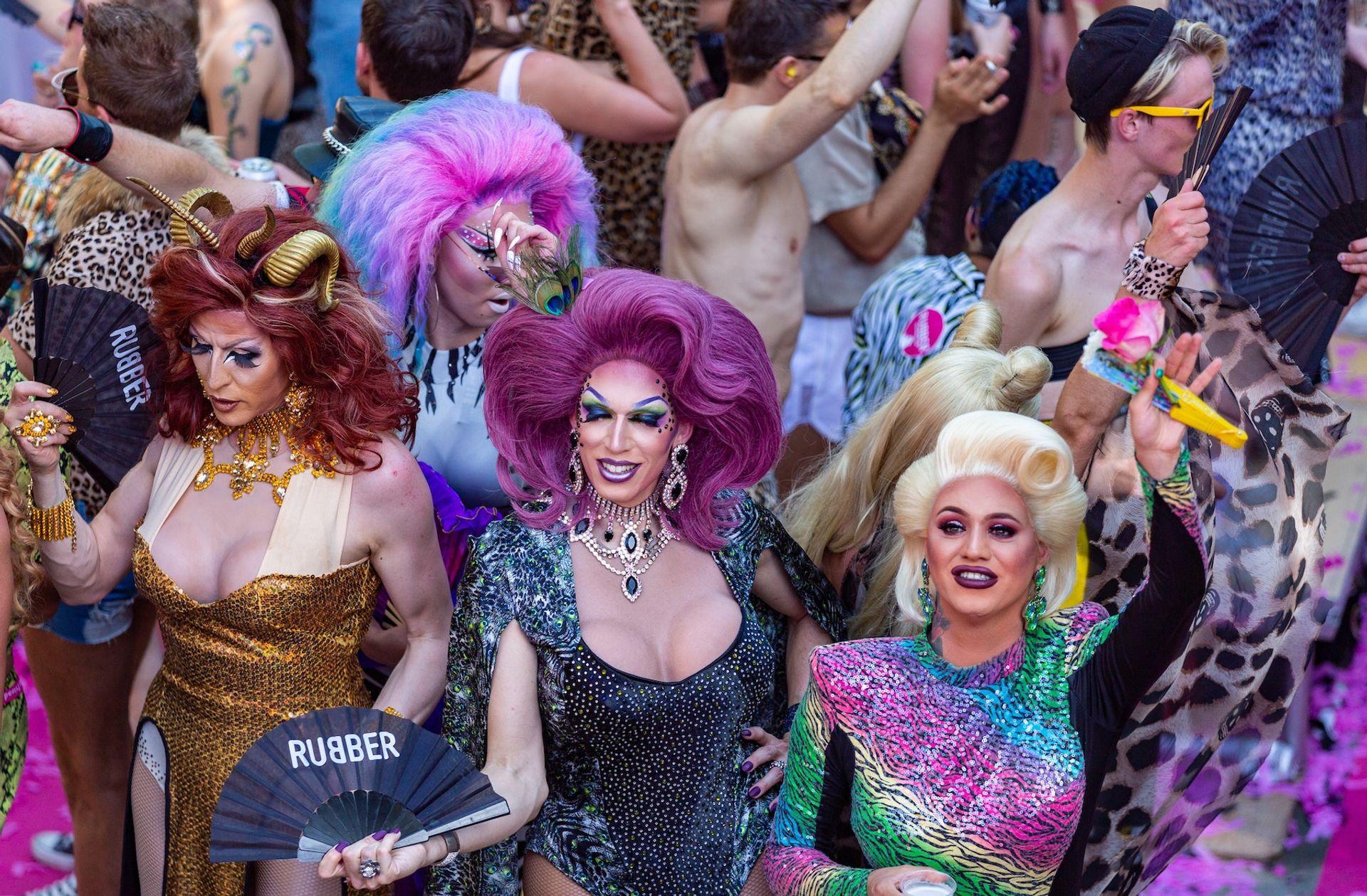 Gay aansluiting plaatsen in DC