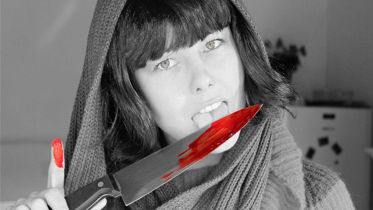 Afbeelding van Vrouwen moorden nu ook al beter dan mannen