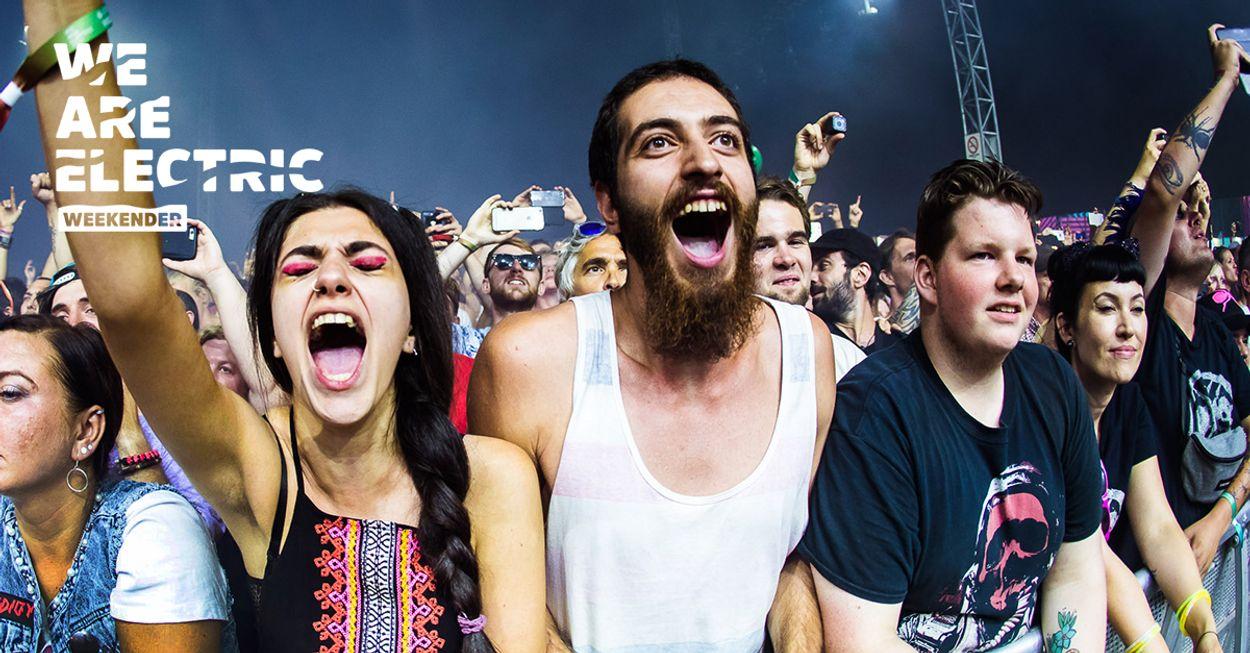 Afbeelding van De mensen van... We Are Electric!