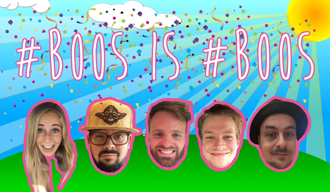 Afbeelding van #BOOS BRIEFLEVERING 1 | #BOOS IS #BOOS EN SUZANNE KUNZELER SNAPT INTERNET NIET