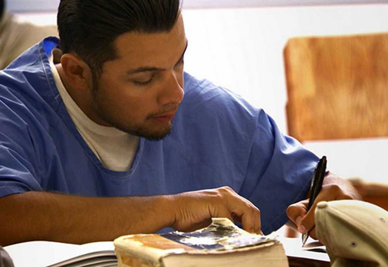 Afbeelding van Ik heb een penvriend in de Amerikaanse gevangenis