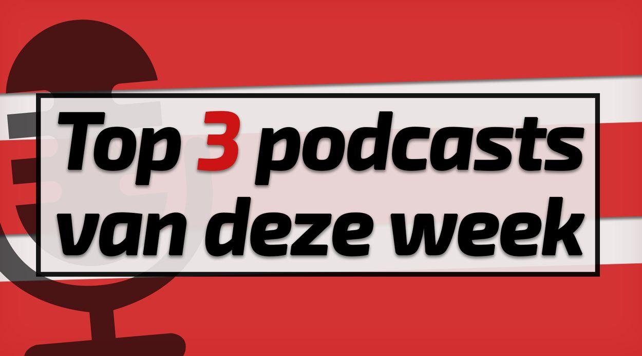 Afbeelding van De podcast top drie van de week   Podcast