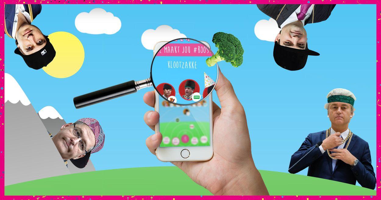 Afbeelding van Lievelingsdingetjs in de POLERTIEK app