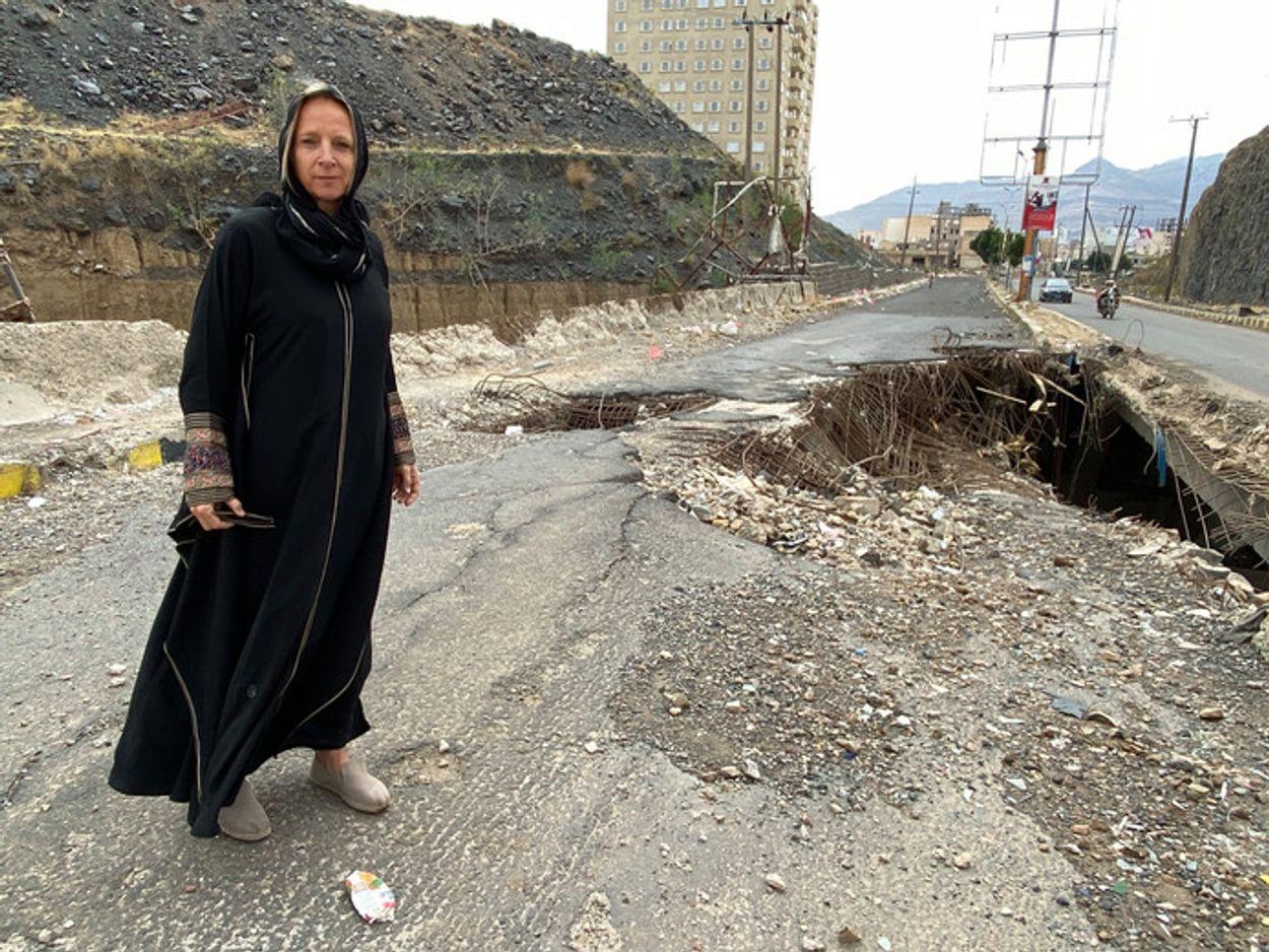 Afbeelding van Waarom reisde Floortje Dessing opnieuw af naar Jemen?
