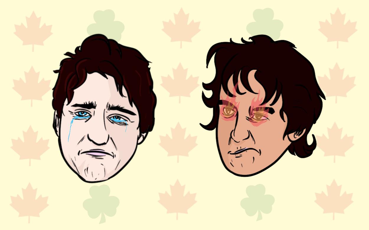 Afbeelding van Justin Trudeau is een lul en Jesse Klaver heeft een nieuw rolmodel nodig