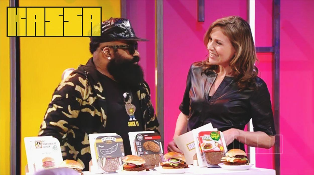 Afbeelding van Test: Welke vegetarische burger is het lekkerst?