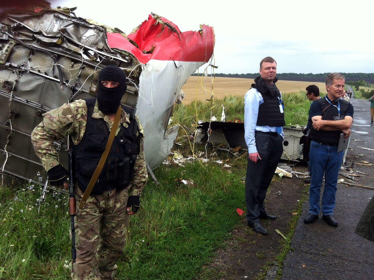 Afbeelding van 5 jaar na MH17: herinneringen van Michiel van Erp