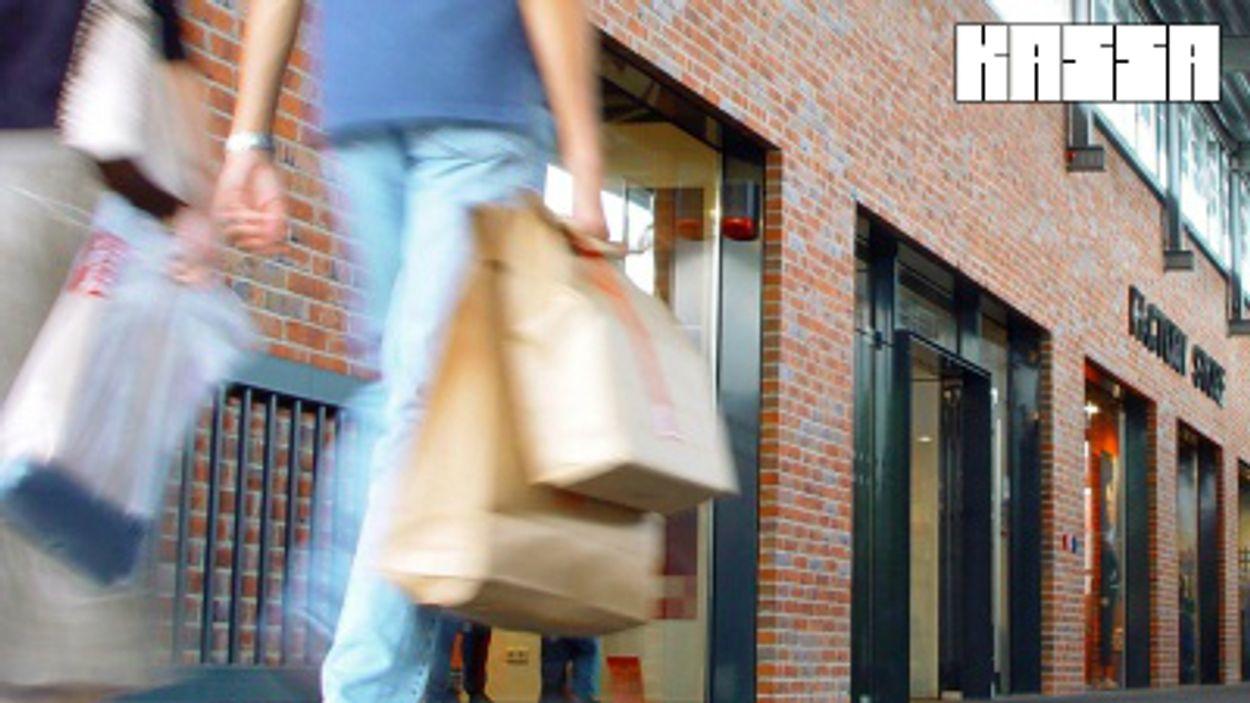 Afbeelding van 'Betere tijden voor Nederlandse winkelstraat'