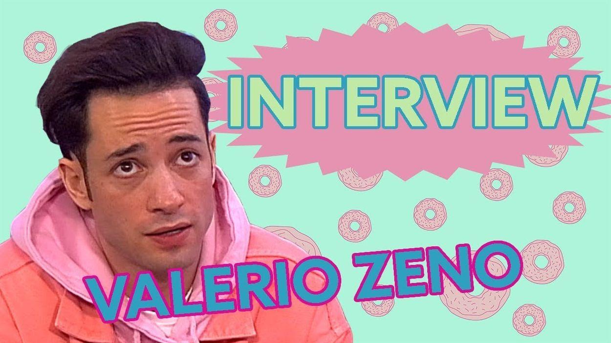 Afbeelding van Valerio Zeno & Over Mijn Lijk | Interview