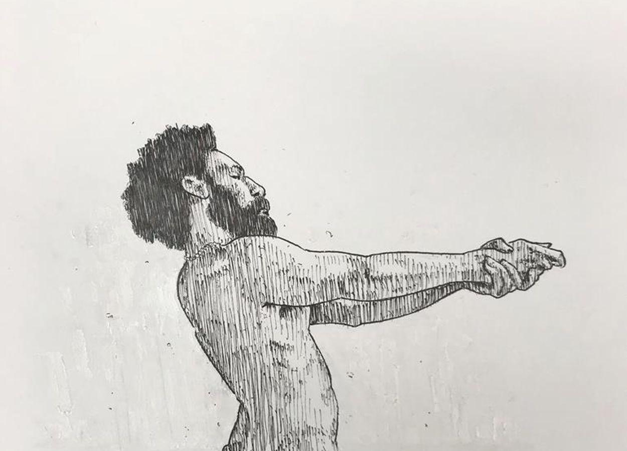Afbeelding van 'This is America' werd mede mogelijk gemaakt door Kanye West