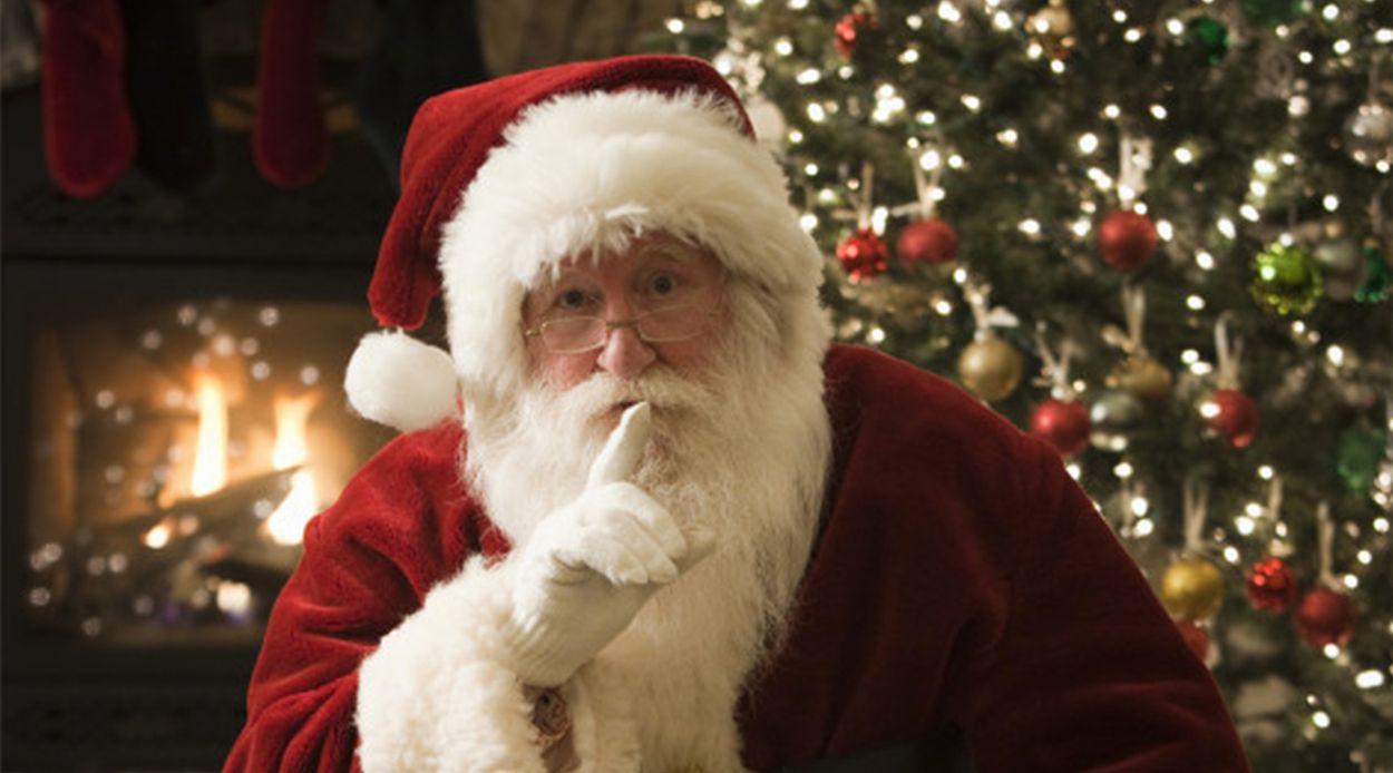Afbeelding van Man opgepakt nadat hij vertelde dat Kerstman nep is