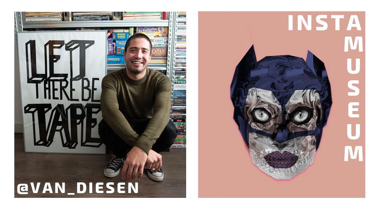 Afbeelding van De tijdlijn van Jeroen van Diesen | Het InstaMuseum