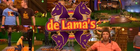 Afbeelding van De Lama's