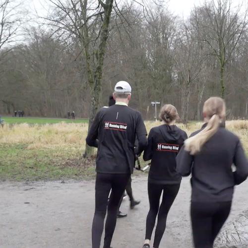 Afbeelding van Hoe is het om nagenoeg blind een halve marathon te rennen?