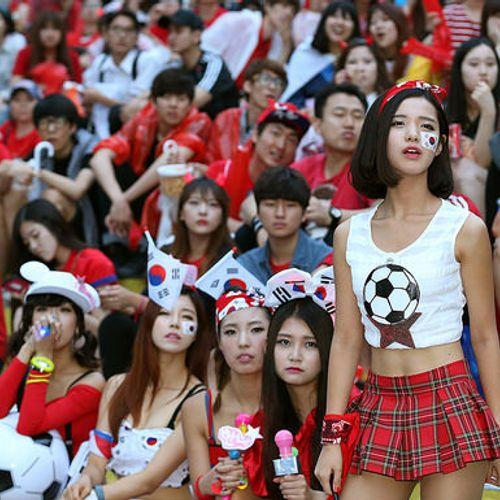 Afbeelding van Cameramannen mogen tijdens het WK niet meer alleen maar mooie vrouwen filmen