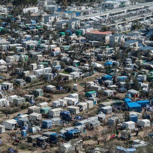Afbeelding van Wordt de situatie van vluchtelingen nog schrijnender door de corona-uitbraak?