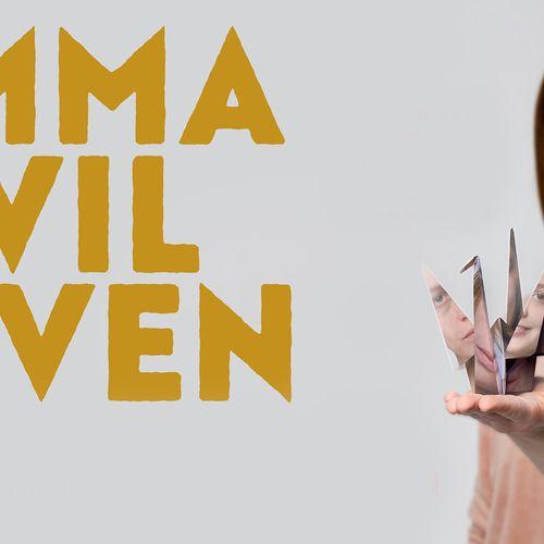 Afbeelding van Actrice Lisse Knaapen over de voorstelling 'Emma wil leven'