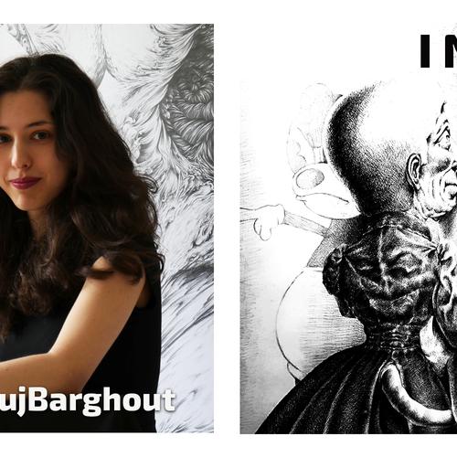 Afbeelding van De tijdlijn van Khaddouj Barghout | Het InstaMuseum