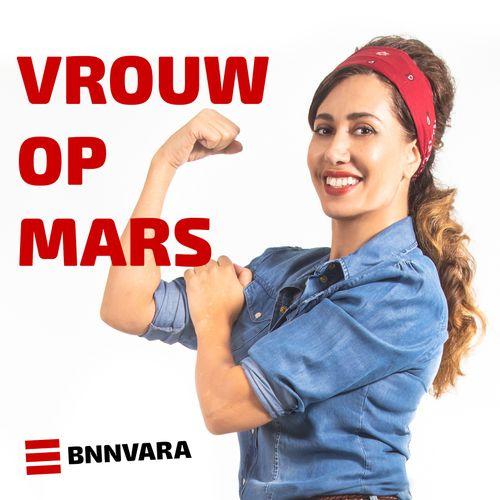 Afbeelding van Podcast: Vrouw op Mars