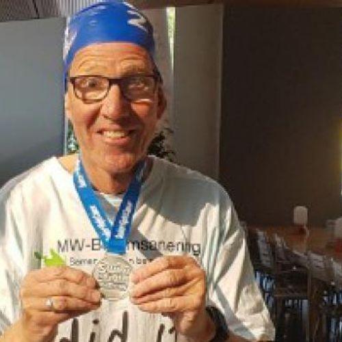 Afbeelding van Steun jij Erwin tijdens Swim to Fight Cancer?