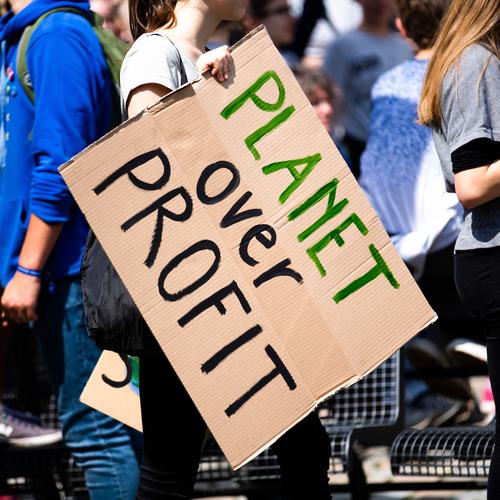 Afbeelding van Zullen we NU ophouden het klimaat 'links' te noemen?!