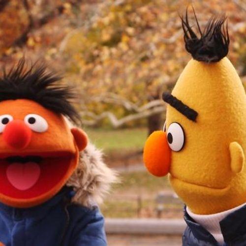 Afbeelding van Het is officieel: Bert en Ernie zijn een stelletje