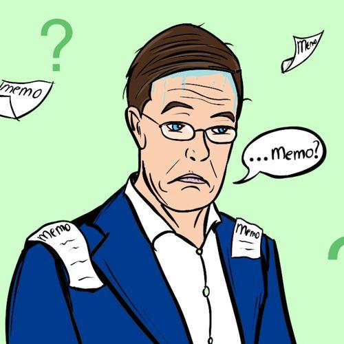Afbeelding van De gevolgen van 'memo(ry)-gate' voor Mark Rutte zijn groter dan je denkt