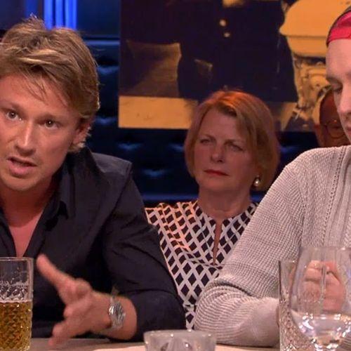 Afbeelding van Debat bij Pauw: Is een MBO'er een student? Sander Schimmelpenninck vs. Peter Kwint.