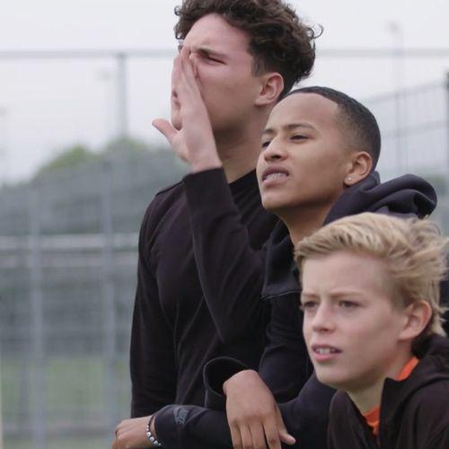 Afbeelding van Waarom laten we ons zo gaan tijdens een sportwedstrijd?