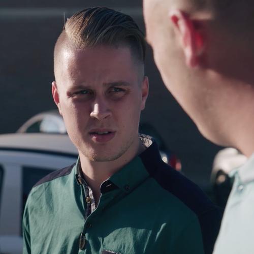 Afbeelding van Hoe is het om foute vrienden te hebben als politieagent?